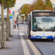 PaderSprinter Bus am Hauptbahnhof