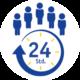 PaderSprinter icon 24 StundenTicket 5 Personen