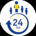 PaderSprinter icon 24 StundenTicket 1 Person