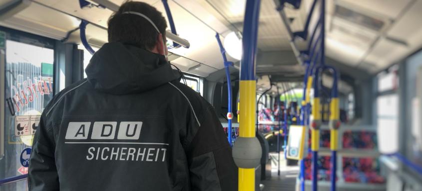 PaderSprinter: Personal ADU, Kontrolle der Maskenpflicht im Bus