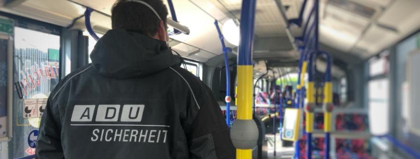 PaderSprinter: Personal ADU, Kontrolle im Bus