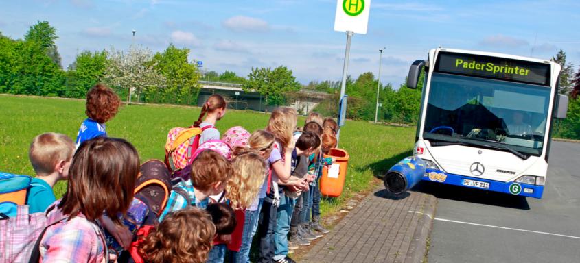 PaderSprinter Busschule