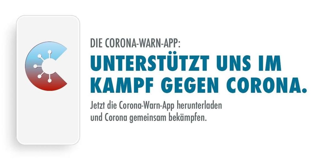 Corona-Warn-App Bundesregierung