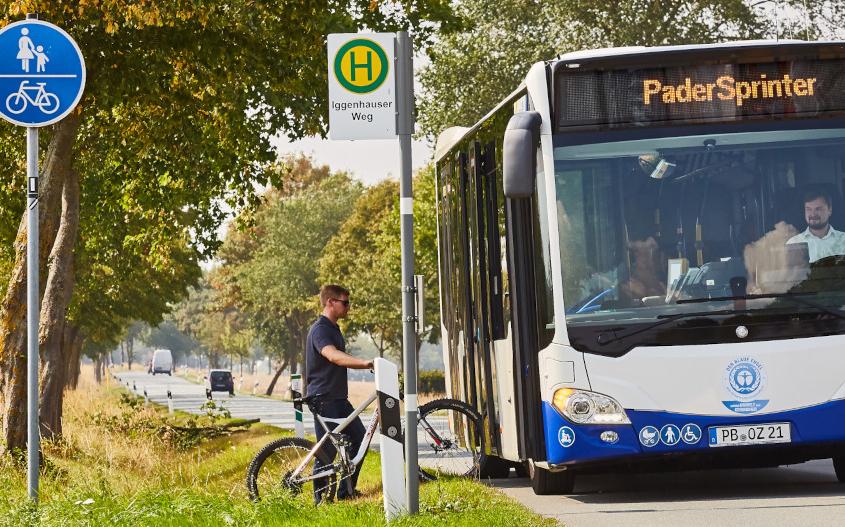 PaderSprinter: Gedanken zu Elektro-Bussen im ÖPNV