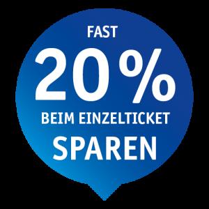 PaderSprinter Online-Ticket-Kauf Ersparnis über die Fahrplan-App