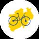 PaderSprinter icon Fahrrad TagesTicket NRW