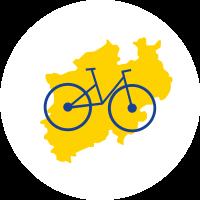 Fahrrad-TagesTicket-NRW
