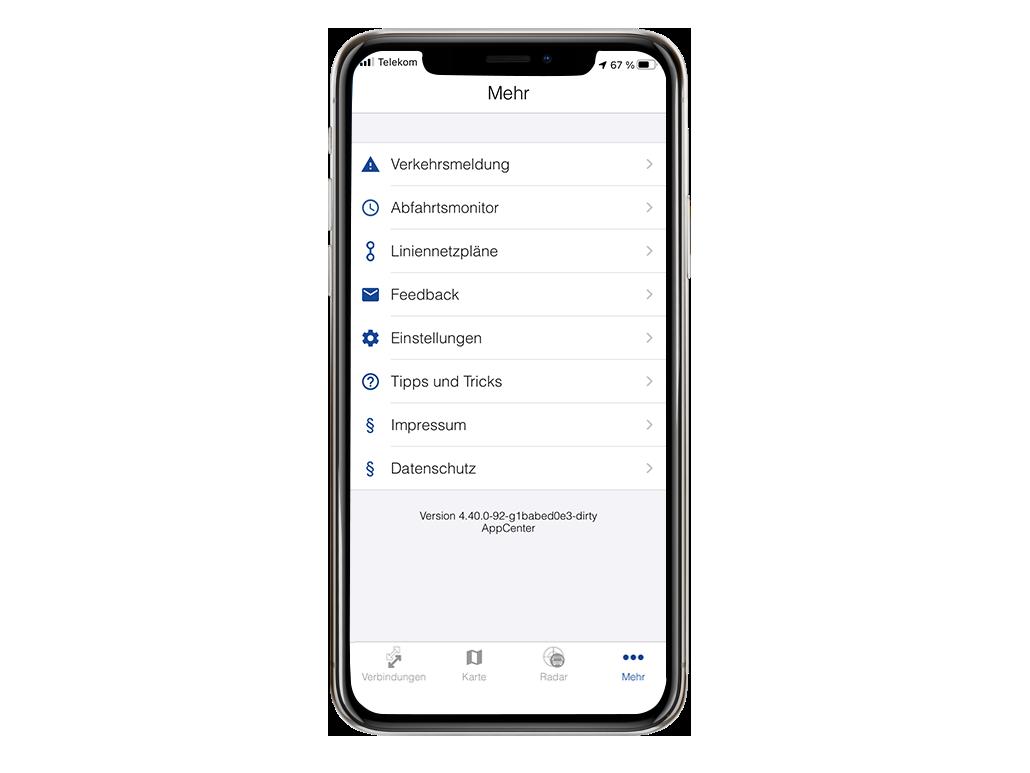 PaderSprinter Kompass-App: barrierefreie Mobilitätsassistenz