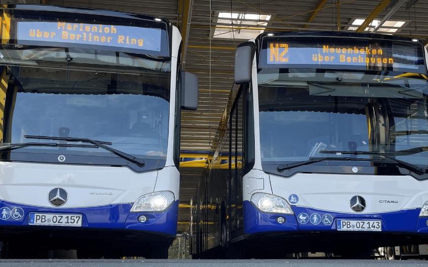 Nachtbus Paderborn