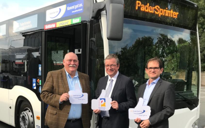 PaderSprinter: Teilnahme am ÖPNV-Kundenbarometer 2021