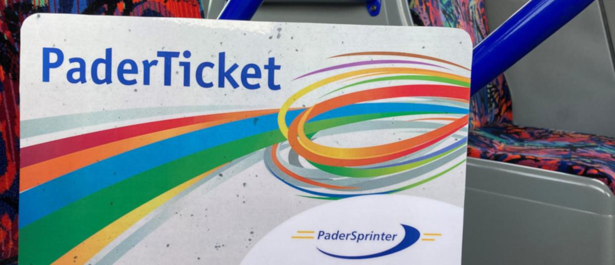 PaderSprinter Aboticket PaderTicket