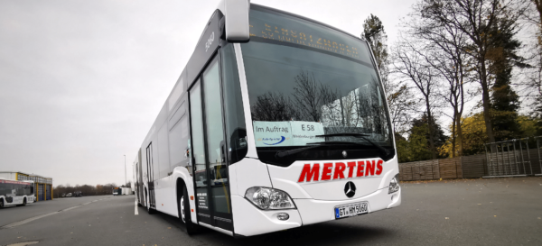 Zusätzliche Schulbusse wieder im Einsatz
