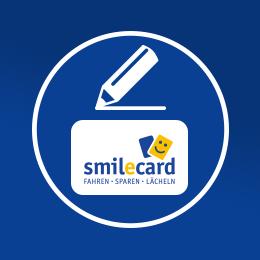 PaderSprinter icon smilecard Registrierung